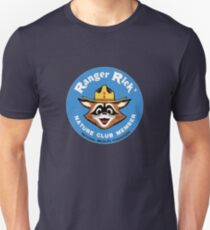 Ranger Rick's Nature Club Vintage Member Badge T-Shirt