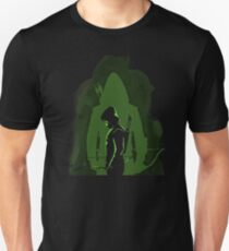 Green shadow Unisex T-Shirt