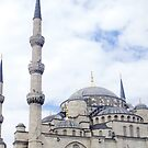 The Blue Mosque ~ Istanbul, Turkey by Jan Stead JEMproductions