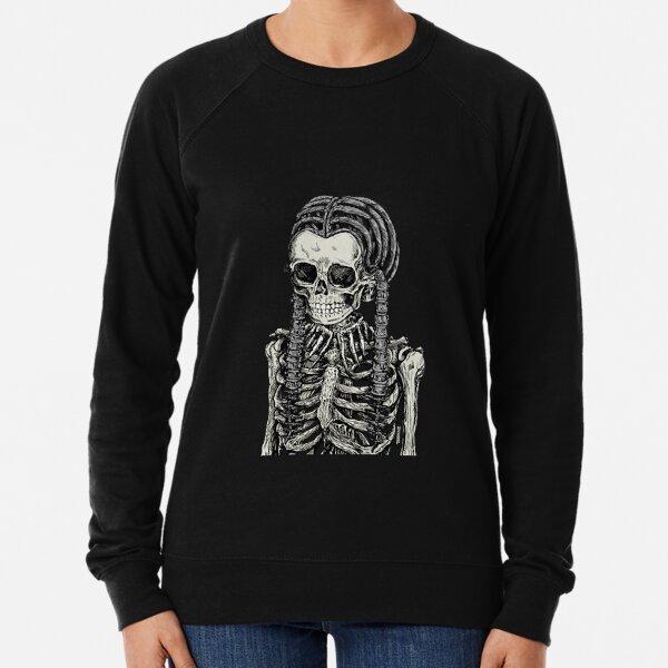Goth Bones 192 Lightweight Sweatshirt