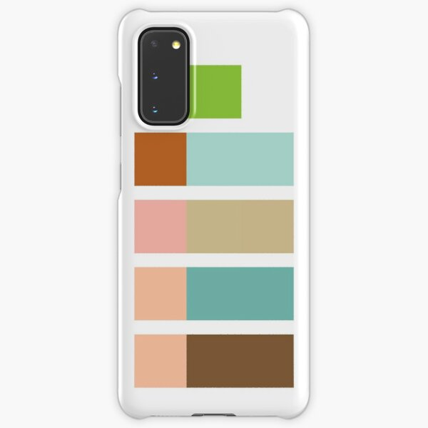 The Real Ghostpixels Samsung Galaxy Snap Case