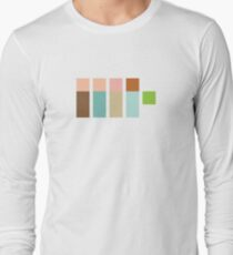 The Real Ghostpixels Long Sleeve T-Shirt