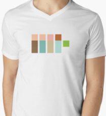 The Real Ghostpixels Men's V-Neck T-Shirt