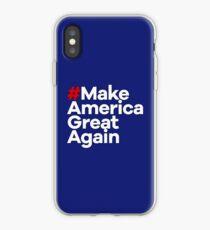 # Make America Great Again iPhone Case
