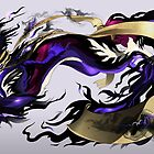 Shadow Kitsune by Lorinda Tomko