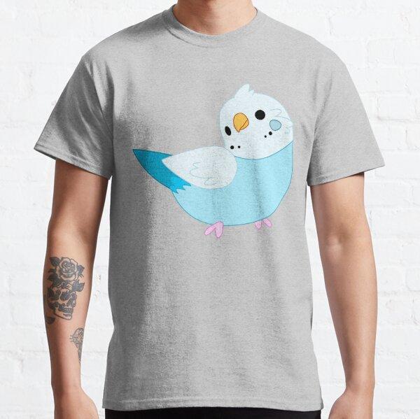 Blue Budgie (Parakeet) Classic T-Shirt