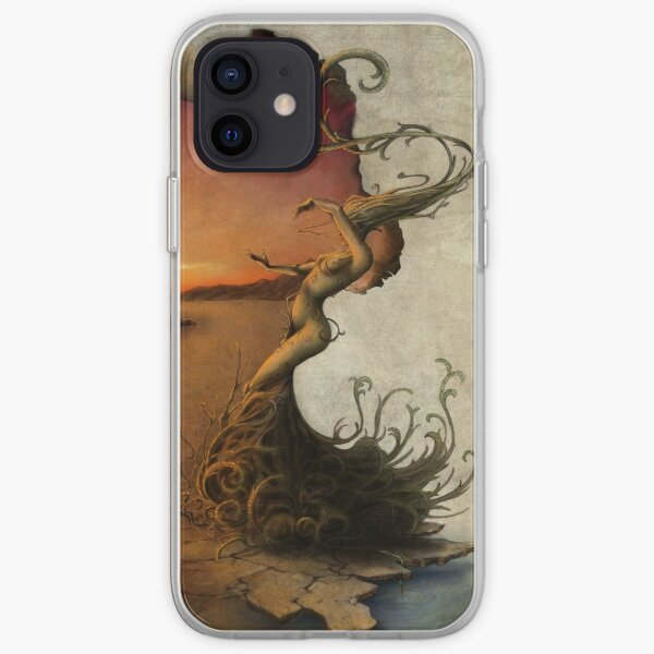 Jericho Rose. iPhone Soft Case