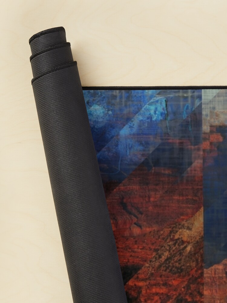 Alternate view of Deconstructing Time Altered Landscapes Grand Canyon Mouse Pad