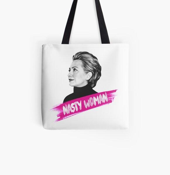 Nasty Woman Zip Tote