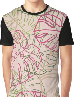 Leaves T-shirt Graphique