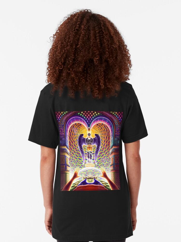 Alternate view of Inner Divinity Slim Fit T-Shirt