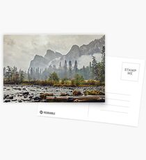Rivers and Roads Postcards