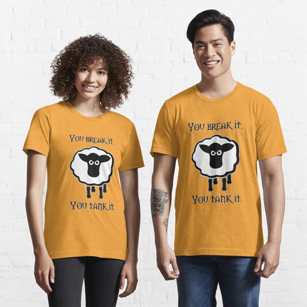 You Tank It - sheep (clean) Essential T-Shirt