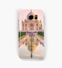Taj Mahal at Sunrise Samsung Galaxy Case/Skin