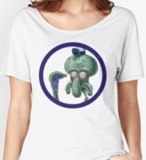 Squidward's Mantra Women's Relaxed Fit T-Shirt
