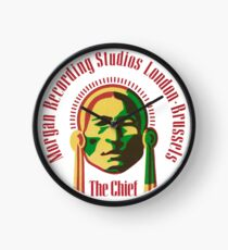 The Chief 2 Clock