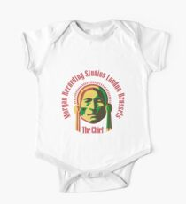 The Chief 2 Short Sleeve Baby One-Piece