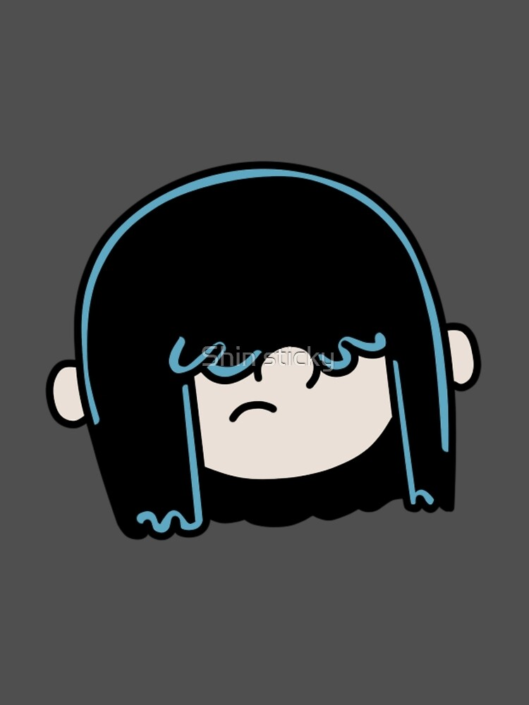 lucy loud graphic t shirt by shyguywhocanfly redbubble