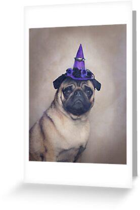 Peppa Mops hasst Halloween von Catherine Holmes