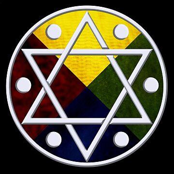 Seal of Solomon by wwwdotinternets