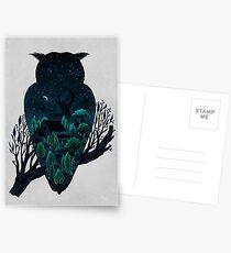 Owlscape Postcards