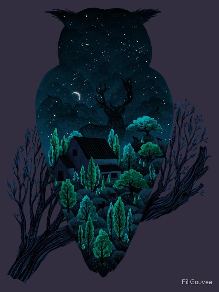 Owlscape by filgouvea