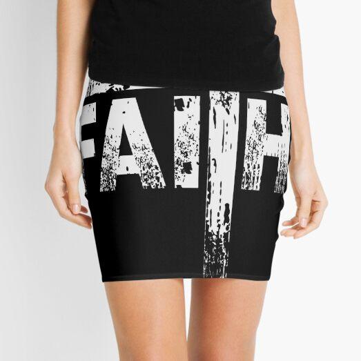 FAITH Mini Skirt
