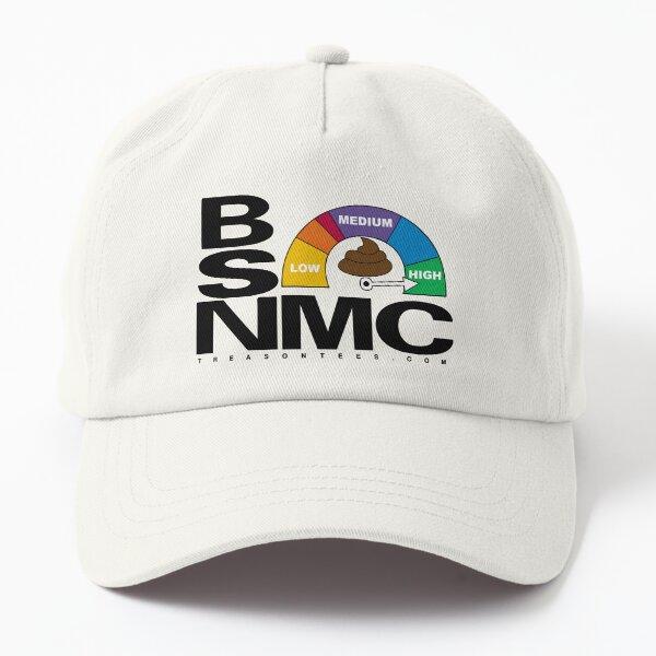 MSM BS Meter Dad Hat