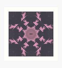 Flume Album Cover Artwork Art Print