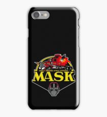 MASK Mobile Armored Strike Kommand Retro 80's Cartoon iPhone Case/Skin