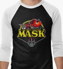 MASK Mobile Armored Strike Kommand Retro 80's Cartoon T-Shirt
