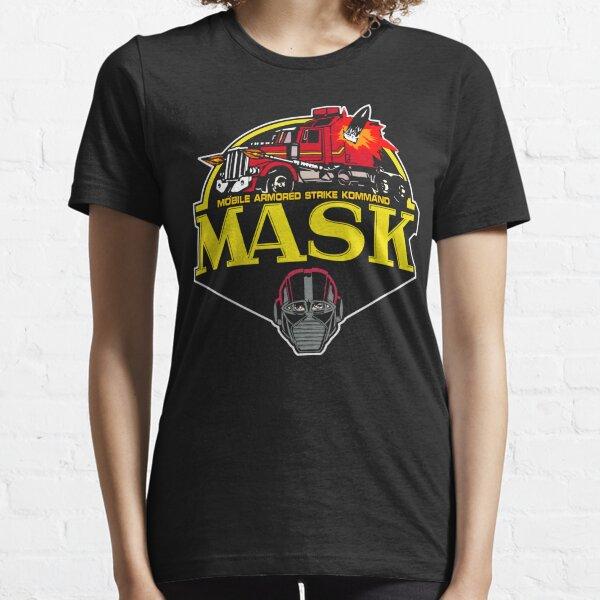 MASK Mobile Armored Strike Kommand Retro 80's Cartoon Essential T-Shirt