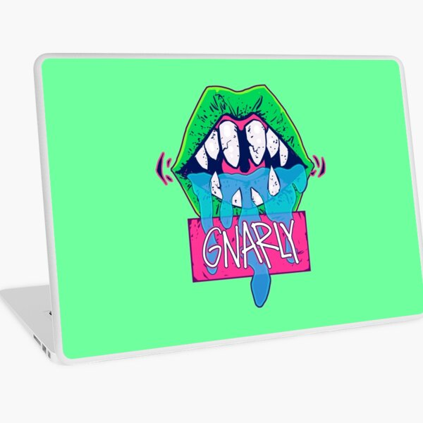 GNARLY Laptop Skin