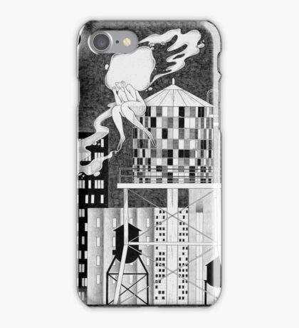 Night in NY iPhone Case/Skin