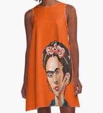 Frida Kahlo A-Line Dress