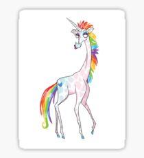 Girafficorn Sticker