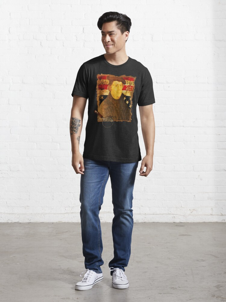 Alternate view of Martin Luther Day  Essential T-Shirt