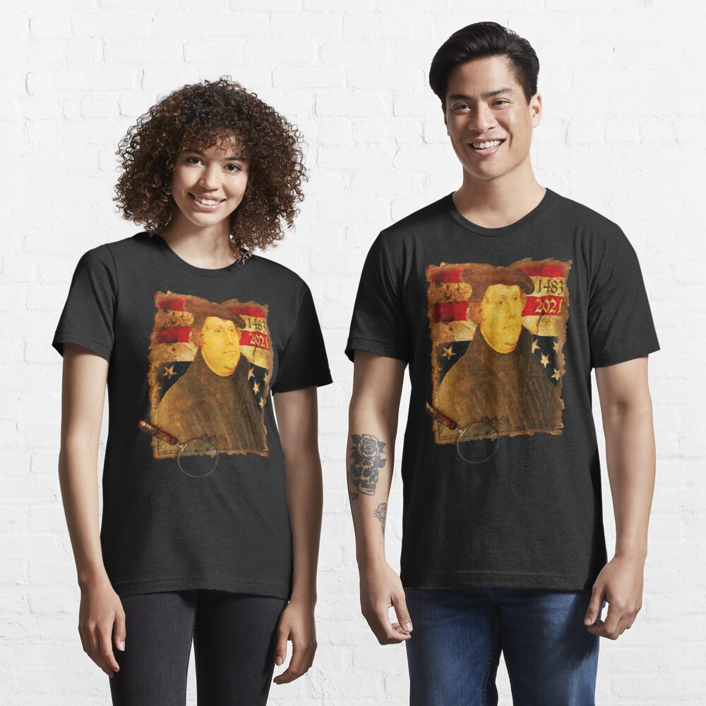 Martin Luther Day  Essential T-Shirt