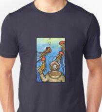 Scuba Man  Unisex T-Shirt