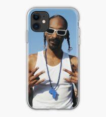 Snoop Dogg West Coast Rapper iphone case