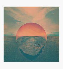 Tycho - Dive Album Artwork Photographic Print