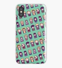 Drag Race All Stars 2 iPhone Case/Skin