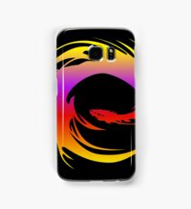 Colorful dragon - Eragon Samsung Galaxy Case/Skin