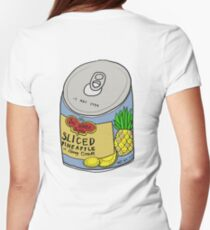 PINEAPPLE EXPRESS Womens Fitted T-Shirt