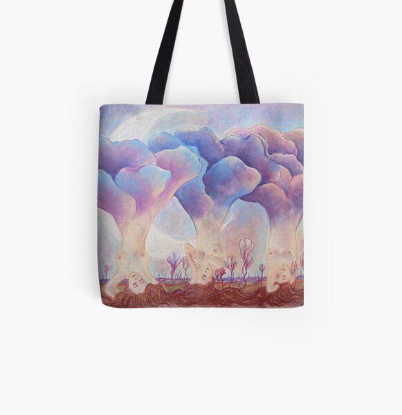 High Evening  All Over Print Tote Bag