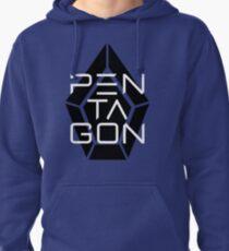 Pentagon Kpop Logo Pullover Hoodie
