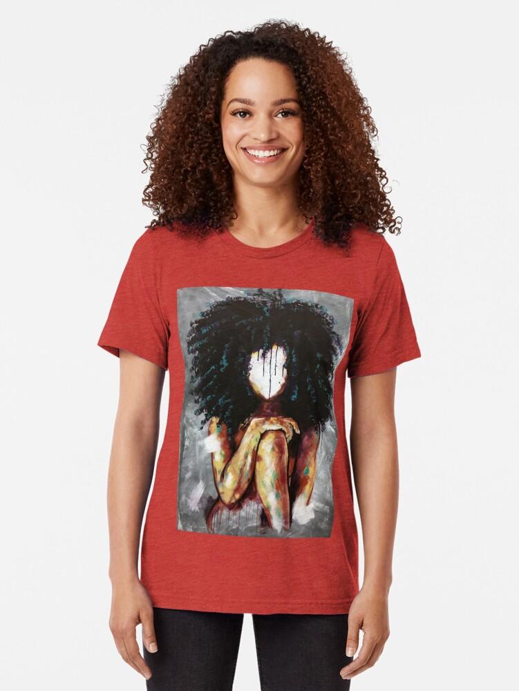 Alternative Ansicht von Natürlich ich Vintage T-Shirt
