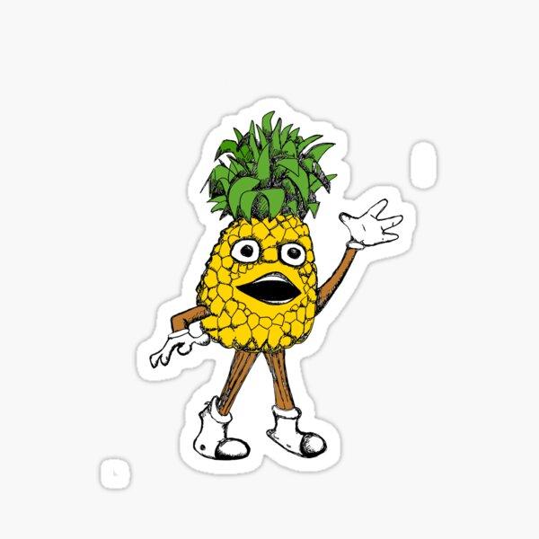 Je suis un ananas! Sticker