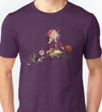 Messy Little Witch Unisex T-Shirt