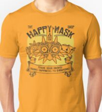 The Happy Mask Shop T-Shirt